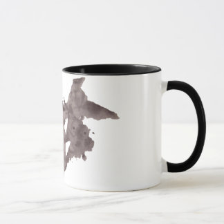 Rorschach  InkBlots Test Plate 1 Mug