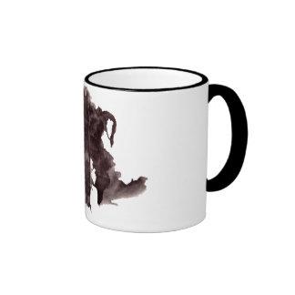 Rorschach  InkBlots Test Plate 4 Coffee Mug