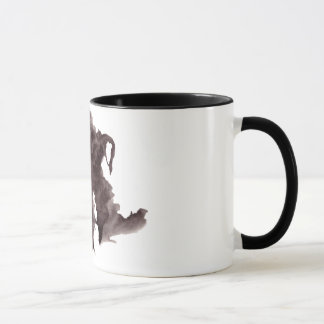 Rorschach  InkBlots Test Plate 4 Mug