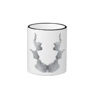Rorschach  InkBlots Test Plate 7 Mugs