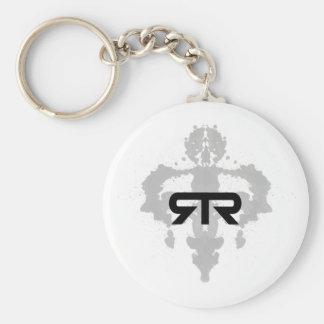Rorschach keychain 1
