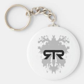 Rorschach keychain 3