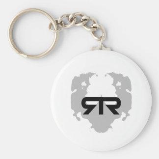 Rorschach keychain 5