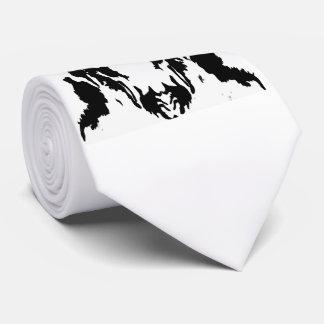 Rorschach Neck Tie