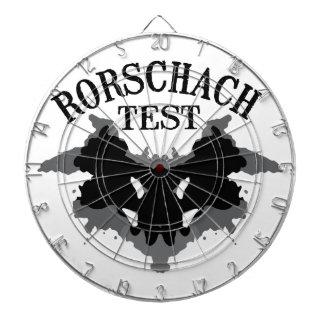 Rorschach Test Dartboard