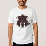 Rorschach Test InkBlots Plate 4 Shirts