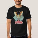 Rorschach Test InkBlots Plate 9 T Shirt