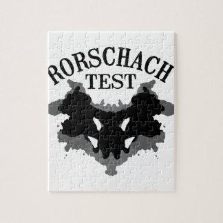 Rorschach Test Jigsaw Puzzle