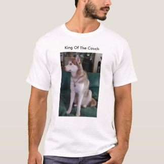 Rory Dog, King Of The Couch T-Shirt