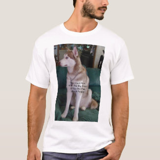 Rory Dog, You Can't Run With The Big Dogs If Yo... T-Shirt