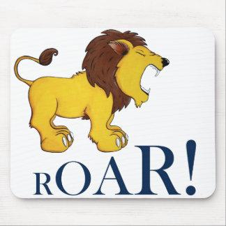 ¡Rory el león! Alfombrillas De Raton
