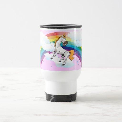 Rory el unicornio tazas de café