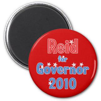 Rory Reid for Governor 2010 Star Design Fridge Magnet
