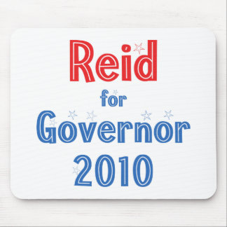 Rory Reid for Governor 2010 Star Design Mouse Pads