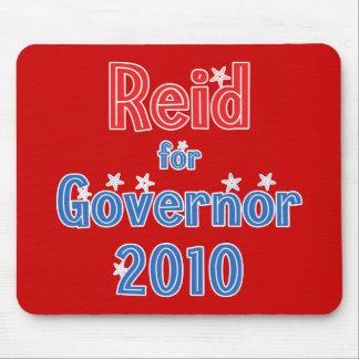 Rory Reid for Governor 2010 Star Design Mousepad