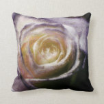 Rosa abstract cojines
