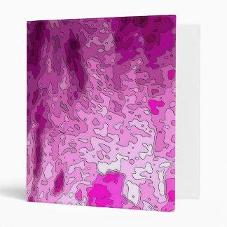 rosa abstracto del neón de los mapas