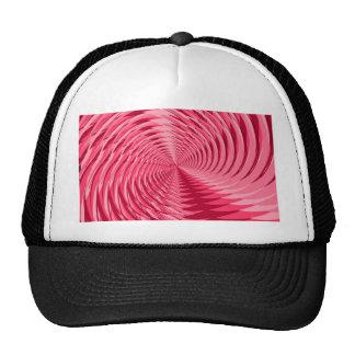Rosa abstracto gorra