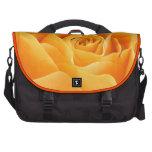 Rosa amarillo bolsas de portátil