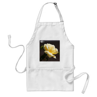 Rosa amarillo delantales