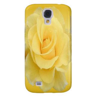 Rosa amarillo delicado #4