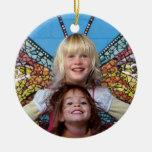 Rosa and Eliza ornament KP