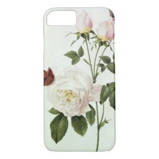 Rosa: Bengale the Hymenes, from 'Les Roses' iPhone 8/7 Case