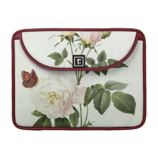 Rosa: Bengale the Hymenes, from 'Les Roses' Sleeve For MacBook Pro
