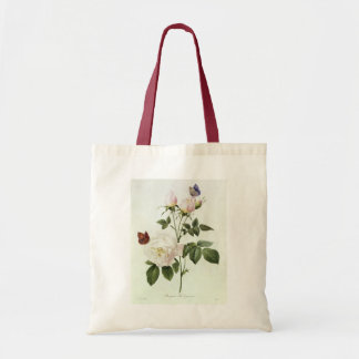 Rosa: Bengale the Hymenes, from 'Les Roses' Tote Bag