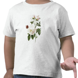 Rosa Bengale the Hymenes from Les Roses Tee Shirt