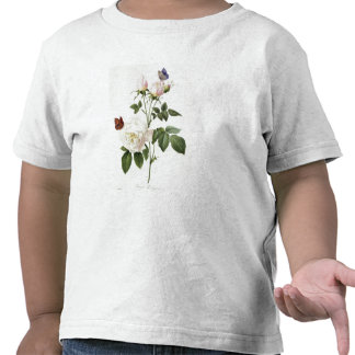 Rosa Bengale the Hymenes from Les Roses T Shirts