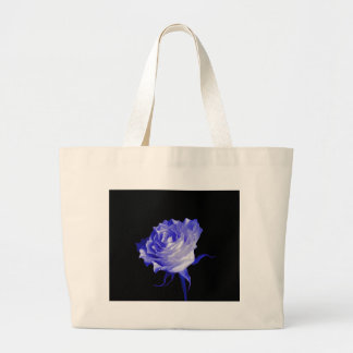 Rosa blanco con los tintes purpurinos por Sharles Bolsas