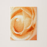 Rosa blanco puzzle con fotos