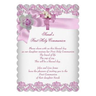 Rosa blanco S de los primeros chicas cruzados de l Comunicados