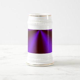 rosa bordo arcos iris lila jarra de cerveza