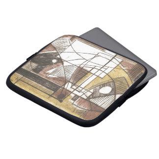 Rosa- burin laptop sleeve