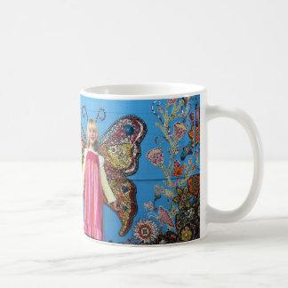 Rosa Butterfly Mug - wide