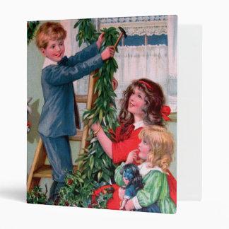 Rosa C. Petherick: Christmas Decorations 3 Ring Binder