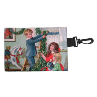 Rosa C. Petherick: Christmas Decorations Accessory Bags