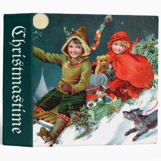 Rosa C. Petherick: Christmas Shopping Binder