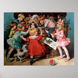 Rosa C. Petherick: La cesta del navidad Impresiones