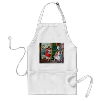 Rosa C. Petherick: Presents for the Poor Adult Apron