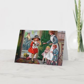 Rosa C. Petherick: Presents for the Poor Greeting Cards