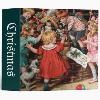 Rosa C. Petherick: The Christmas Basket Binder