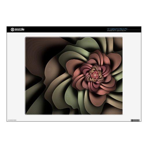 """Rosa Canina Erratica 14"""" Laptop Skin"""