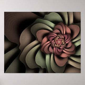 "Rosa Canina Erratica 20"" x 16"" Impresiones"