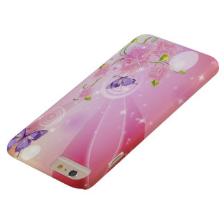 Rosa Barely There iPhone 6 Plus Case