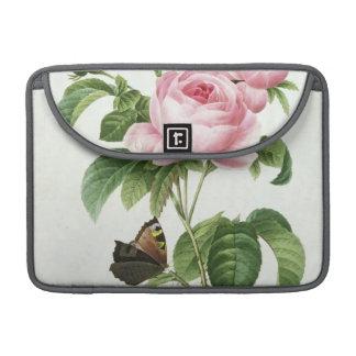 Rosa Centifolia Sleeve For MacBooks