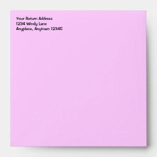 """Rosa color de rosa 5,25"""" sobre"""