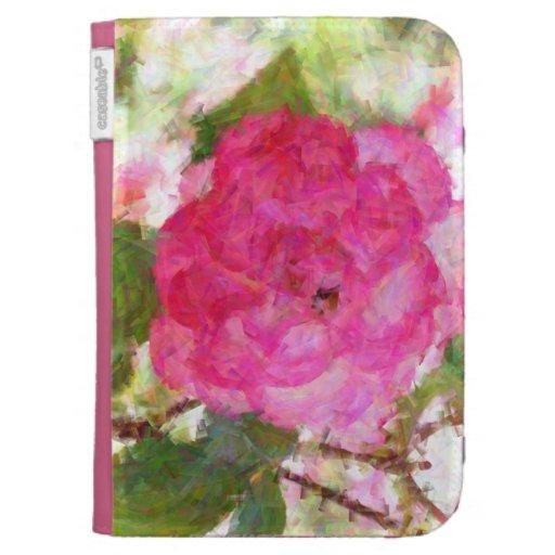 Rosa color de rosa abstracto